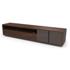 电视柜 进口实木框架 PT1508GF W2000*D400*H400 mm