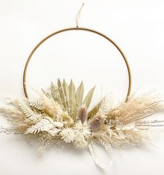 Dried Flower Wreaths, Holiday Wreaths, Dried Flowers, Ribbon Wreaths, Tulle Wreath, Winter Wreaths, Floral Wreaths, Burlap Wreaths, Spring Wreaths