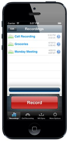 call tracker app iphone