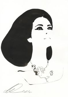 Inside the David Downton couture fashion illustration exhibition at Assouline Couture Fashion, Fashion Art, Trendy Fashion, Fashion Sketches, Fashion Illustrations, Dress Sketches, Drawing Fashion, Design Illustrations, Fashion Design Portfolio