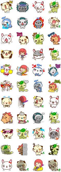 Downloaden: alle gratis stickers voor Facebook chat. Chatten op Facebook doe je tegenwoordig met emoticons én stickers. In dit artikel vind je de complete galerij van gratis stickers voor...