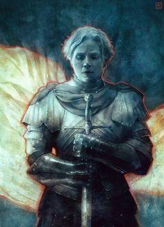 'Brienne Of Tarth' by Anna Dittmann
