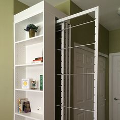 Dry Away Racks To be installed inside your custom cabinet - required interior cabinet dimensions listed below. Download or View the Cabinet Design pdf