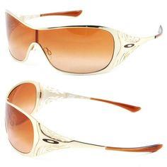 OAKLEY LIV® Polished Gold VR50 Brown Gradient 05-668 - Oculos de Sol R.D.O.  Neya Maciel · óculos 3b4fc8761e