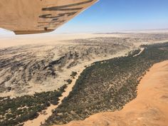 View of the Kuiseb Canyon and dramatic landscape to the north and south in the Namib Desert (Sept 2016) - Photo taken by BradJill