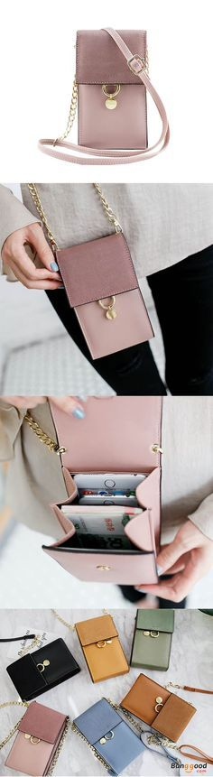 US$18.99 + Free shipping. PU Leather Hasp Phone Wallet Vertical Shoulder Bag. Women Bag, Retro Style, Crossbody Bag, Phone Bags.