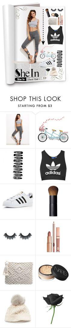 """xx"" by rhiannonpsayer on Polyvore featuring xO Design, Topshop, adidas, NARS Cosmetics, Dolce Vita, SIJJL, Beauty, women, fashionset and 2016"
