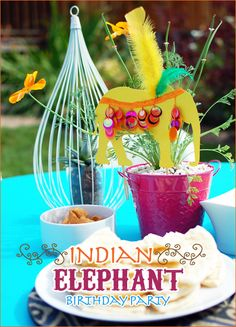 cute inspiration pics for indian elephant theme party