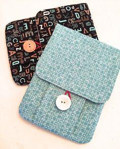 Idea Pouch for the iPad Mini (Michelle Patterns)