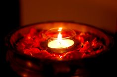 indian floating candles - Google Search
