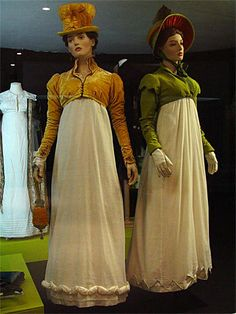 http://www.historicalsewing.com/wp-content/uploads/Long-Sleeves-Persuasion2.jpg.  Stand up collar, use of braid, and pleats in front
