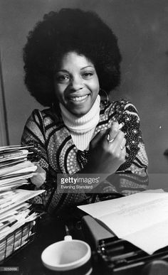 Margaret Busby became the UK's youngest + first Black woman publisher when she co-founded Allison & Busby Ltd in 1960's