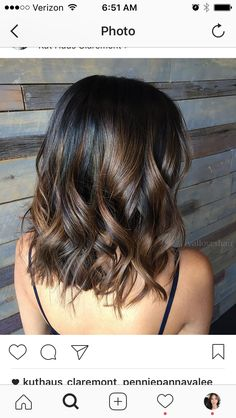 Hair Color Trend The Most Beautiful Caramel Balayage Hairstyles for Any . - Hair Color Trend The Most Beautiful Caramel Balayage Hairstyles for all hair types and length - Cute Hairstyles For Medium Hair, Bob Hairstyles, Medium Hair Styles, Straight Hairstyles, Curly Hair Styles, Casual Hairstyles, Hairstyles Pictures, Trendy Haircuts, Hair Medium