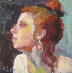 """Once Before"" original fine art by Katie Wilson"