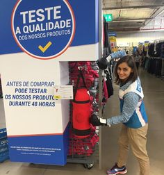Testa a qualidade dos nossos produtos antes de comprar!  Sabe mais em decathlon.pt ou na tua loja. #decathlonbraga