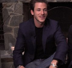 Gaspard Ulliel - cute smiling gif Gaspard Ulliel, Mens Fashion Suits, Men's Fashion, Marc Andre, Guy Pictures, Actor Model, Man Candy, Beautiful Men, Sexy Men