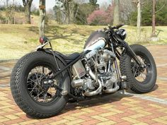 A Harley I actually like :0) by KM motorcycles