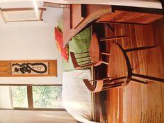 Simple bedroom with Eastern undertones