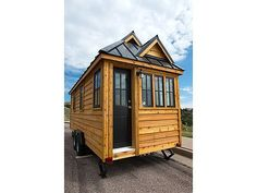 The Cypress, from Tumbleweed Tiny Homes