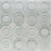Helix White Carrara 1