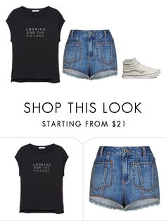 """Untitled #1487"" by sammy-92 ❤ liked on Polyvore featuring MANGO, BCBGMAXAZRIA, Vans and vintage"