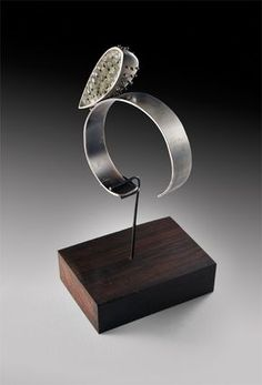 Awesome Display by BRANDON HOLSCHUHR. Brandon Holschuh Jewelry is sold with the stand so that it can be properly displayed once home. Wood Jewelry Display, Bracelet Display, Jewellery Storage, Jewelry Organization, Jewellery Display, Jewellery Holder, Jewellery Stand, Necklace Holder, Jewelry Tags