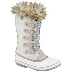 SOREL Women's Joan of Arctic Winter Boot - Dick's Sporting Goods - Gotta have them now! Sorel Boots, Ski Boots, Ski Fashion, Fashion Boots, White Winter Boots, Ski Bunnies, Bunny, Waterproof Boots, 6 Years