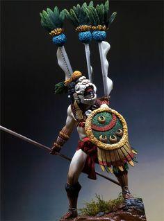 Mayan warrior                                                       …