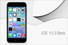iOS 10.3 Beta is out. Here is what to implement in your iPhone or iPad app to keep it relevant with time. Has your iOS app development company got the calibre to make it happen?