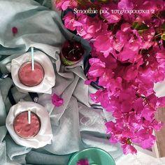 Smoothie ροζ τσιχλόφουσκα 2 - Dairy-Free