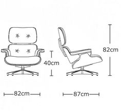 The Remarkable Eames Chair Dimensions with Eames Style Lounge Chair And Ottoman Walnut White Leather 36447  sc 1 st  Pinterest & Eero Aarnio Ball Chair | chair | Pinterest | Ball chair 1960s ...