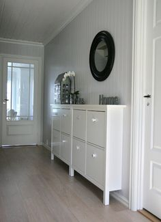 IKEA - STÄLL, Shoe cabinet with 4 compartments, , Helps you organize your shoes and saves floor space at the same time.In the shoe cabinet your shoes get the Ikea Shoe Cabinet, Entryway Cabinet, Hallway Storage, Ikea Hallway, Shoe Cabinets, Console Cabinet, Cabinet Drawers, Bathroom Storage, China Cabinet