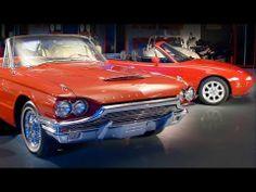 Series Premiere: 1964 Ford Thunderbird vs 1991 Mazda Miata! - Generation Gap: Convertibles