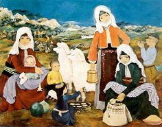 Turgut Zaim, Turkish Painter. My favorite