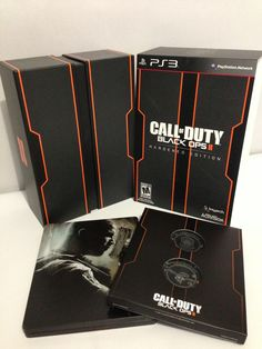 Call Of Duty Black Opps 2 Hardened Edition PS3