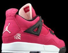 Pink Retro 4's :)