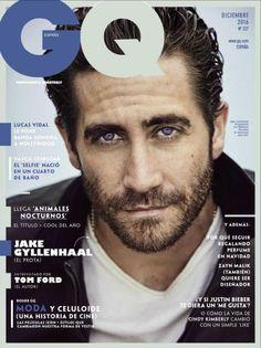 GQ España | Diciembre 2016 | Jake Gyllenhaal (el prota)...