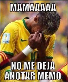 Neymar vs Memo Ochoa