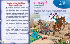 Kisah Asma'ul Husna Al-Muqiit