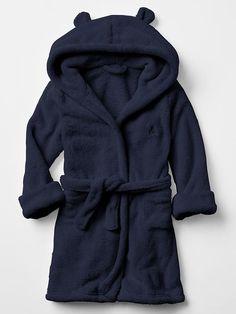 Fleece bear robe Product Image