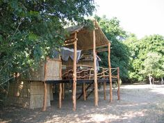 Island Bush Camp chalet