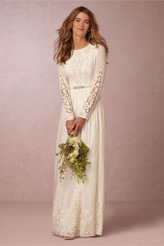 Love the show Reign and this dress is called the McKenna Day Dress from @BHLDN