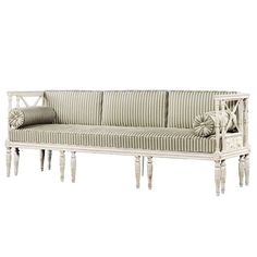 LilyOake: Building a Swedish Gustavian Style Sofa Frame