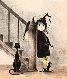 Dorrie the Witch; Patricia Coombs