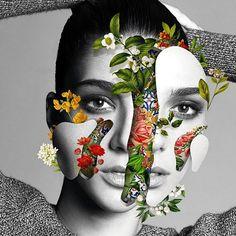 Juxtapoz Magazine - The Digital Glamour of Marcelo Monreal                                                                                                                                                                                 More