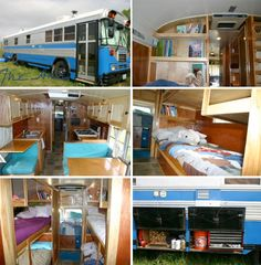 School's Out Forever: 12 Crazy DIY Converted Bus Homes | 3 | Urbanist