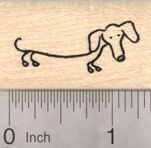 Items similar to Dachshund Rubber Stamp, Stick Figure Dog Wood Mounted on Etsy Dachshund Tattoo, Dachshund Art, Picasso Dachshund, Stick Figure Drawing, Stick Figure Tattoo, Weenie Dogs, Doggies, Doodles Zentangles, Stamp