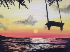 Swing into Summer *Paint Nite* Buy tickets at paintnite.com