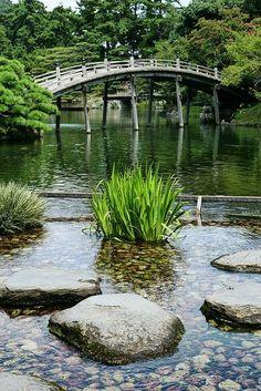 ^Ritsurin Garden, Takamatsu, Kagawa, Japan