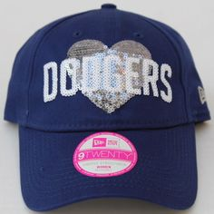los angeles dodgers women s newera 9twenty model fan adjustable hat - royal  blue from  24.95 4c76bfd83